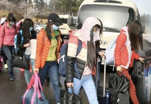 美国国务院敦促所有的国家保护北韩难民