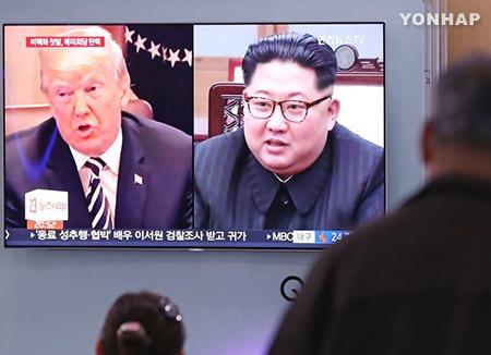Tổng thống Mỹ gửi thư cho Chủ tịch Bắc Triều Tiên thông báo hủy Hội nghị thượng đỉnh Mỹ-Triều