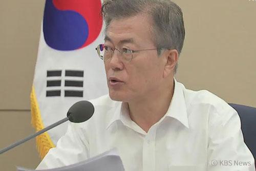 Präsident Moon hält weitere vereinfachte Korea-Gipfel für möglich