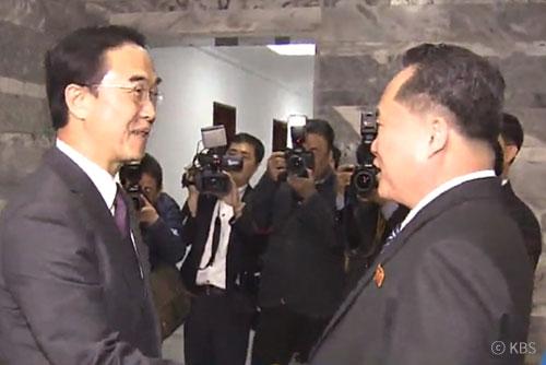 Koreas tauschen Teilnehmerliste für Gespräche am Freitag aus