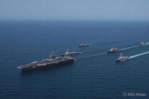 Südkorea und USA wollen für Denuklearisierung Manöver in gemäßigtem Modus abhalten