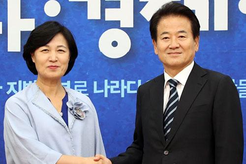 Tân Chủ tịch đảng Hòa bình dân chủ kêu gọi cải cách chế độ bầu cử