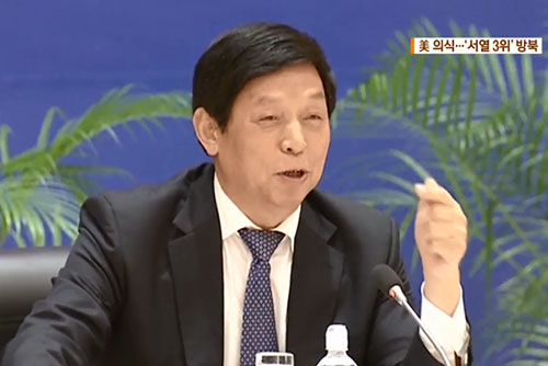 Представители Китая и России посетят Пхеньян