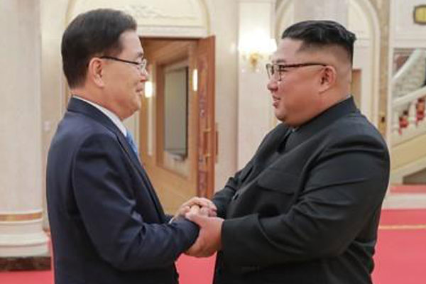 Compte-rendu de la visite à Pyongyang de la délégation sud-coréenne