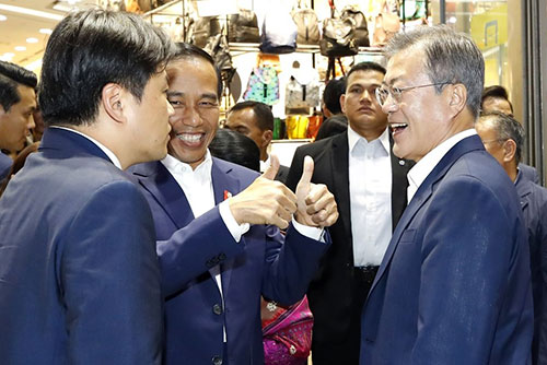 Hàn Quốc và Indonesia tăng cường quan hệ đối tác chiến lược đặc biệt