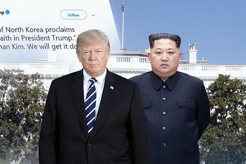 Ким Чон Ын предложил Дональду Трампу провести саммит