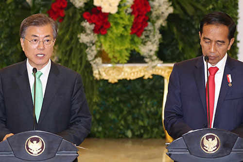 РК и Индонезия активно развивают стратегическое партнёрство