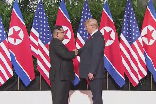 Offenbar Koordinierung von Termin für zweiten Gipfel zwischen Trump und Kim begonnen