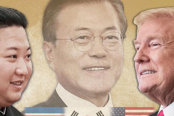 Séoul tente de se rapprocher de Pyongyang sans froisser l'allié américain