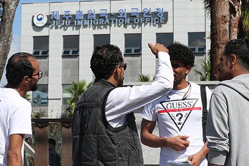 339 йеменцев получили разрешение временно остаться в РК