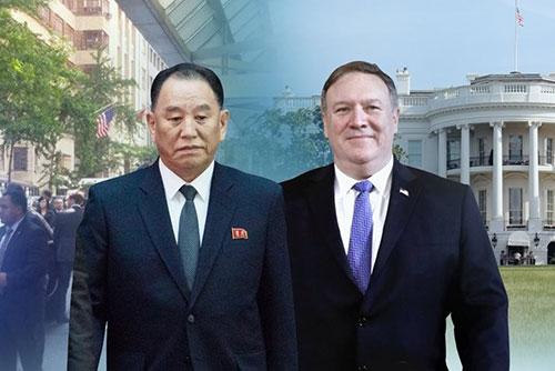 Майкл Помпео и Ким Ён Чхоль встретятся в Нью-Йорке 8 ноября