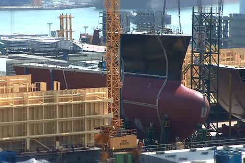 Япония считает неправомерной реструктуризацию судостроения в РК
