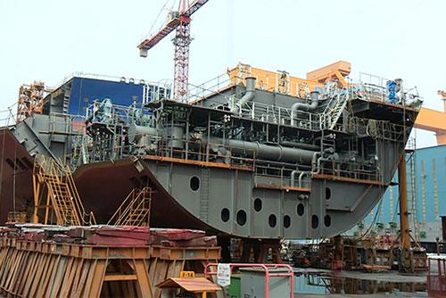 Seoul phản bác cáo buộc của Tokyo về hỗ trợ tái cơ cấu ngành đóng tàu