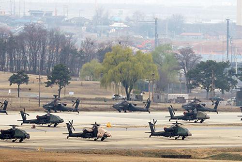 Liên quân Hàn-Mỹ hoãn các cuộc tập trận chung có quy mô lớn vào đầu năm sau
