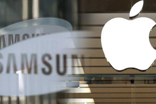 Hai gã công nghệ khổng lồ Samsung và Apple bắt tay nhau