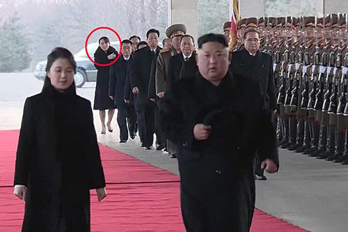 Nhà lãnh đạo miền Bắc lần thứ tư thăm Trung Quốc