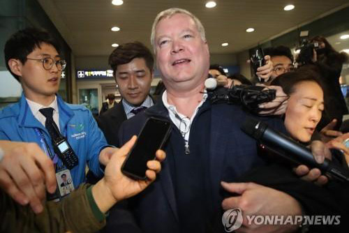 Визит Стивена Бигэна в Пхеньян