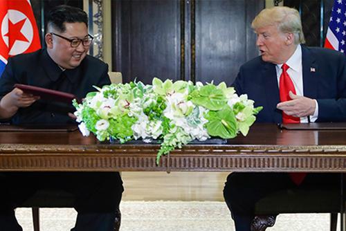 Hà Nội được chọn tổ chức Hội nghị thượng đỉnh Mỹ-Triều lần thứ hai