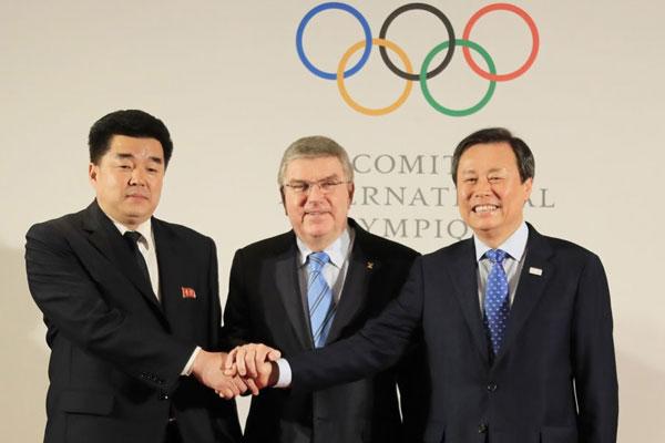 Seoul erstellt Blaupause für gemeinsame Austragung Olympischer Spiele mit Pjöngjang