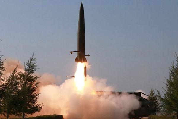 Nordkorea startete Kurzstreckenraketen