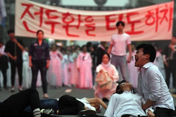 Südkorea feiert Samstag 39. Jubiläum der Demokratiebewegung vom 18. Mai