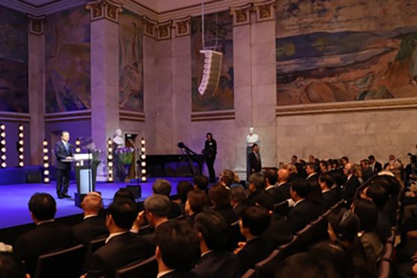 Tổng thống Moon Jae-in kỳ vọng sớm tổ chức Hội nghị thượng đỉnh liên Triều