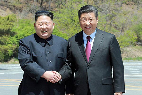 Xi Jinping viajará a Pyongyang