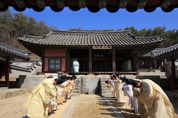 UNESCO công nhận 9 thư viện cổ Hàn Quốc là di sản thế giới