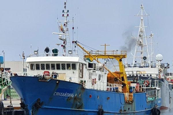Zwei südkoreanische Besatzungsmitglieder von Nordkorea festgehaltenem Fischkutter heimgekehrt