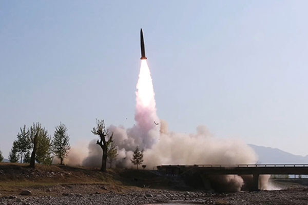 JCS: Nordkorea feuert Kurzstrecken-Projektile ab