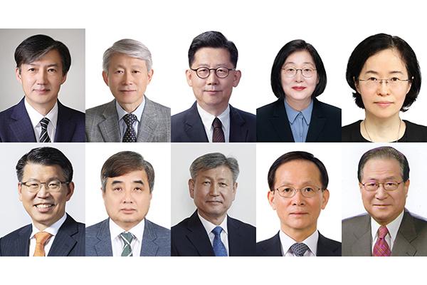 Мун Чжэ Ин провёл перестановки в правительстве