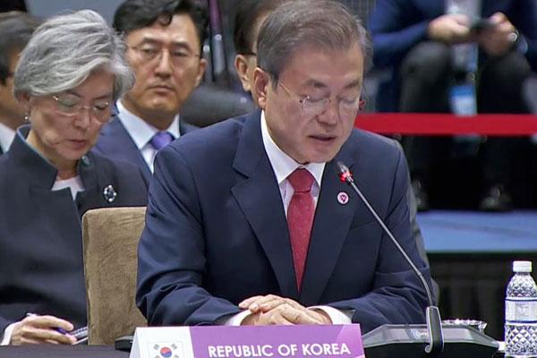 قرار كوري مرتقب بشأن تمديد اتفاقية تبادل المعلومات العسكرية مع طوكيو