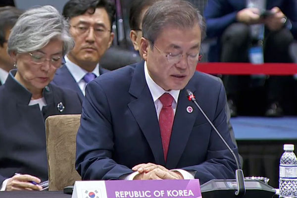 《韩日军事情报保护协定》是否延长本周见分晓