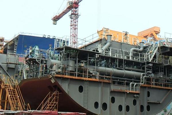 Tín hiệu hồi sinh của ngành đóng tàu Hàn Quốc