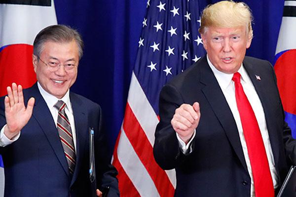 文在寅将出席联合国大会并会见美国总统特朗普