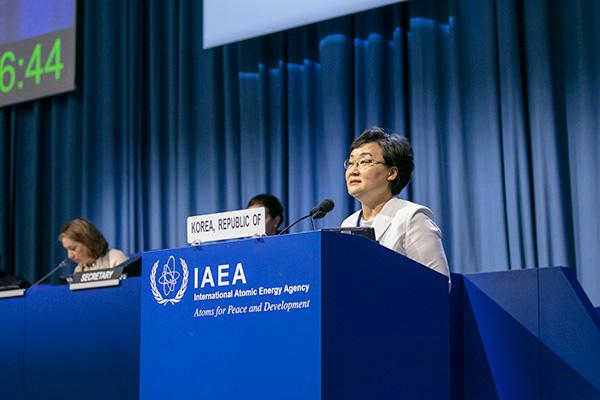 Hàn Quốc nỗ lực ngăn chặn kế hoạch xả thải nước nhiễm xạ của Nhật Bản