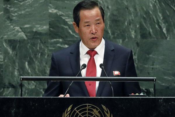 Nordkoreanischer Botschafter macht USA für ausbleibende Fortschritte in Atomverhandlungen verantwortlich