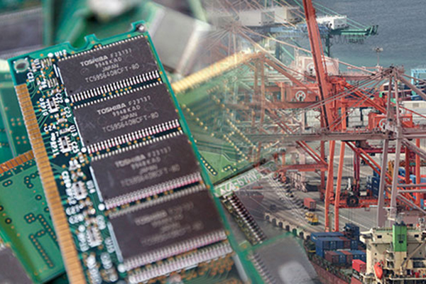 Южнокорейской отрасли электроники 60 лет