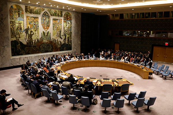 В СБ ООН обсудили запуск БРПЛ КНДР
