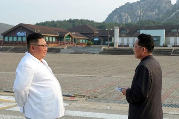 Kim Jong-un befiehlt Abriss südkoreanischer Einrichtungen am Berg Geumgang