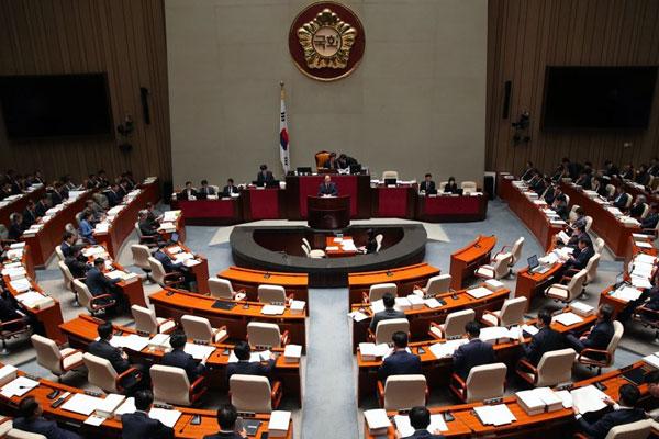 Majelis Nasional Korsel Buka Subkomite Penyesuaian Rancangan Anggaran Negara