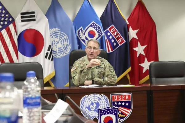 韩美联合司令强调韩日续签军情协定必要性