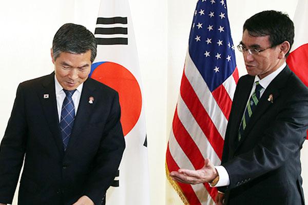 Verteidigungschefs Südkoreas und Japans konnten Differenzen in GSOMIA-Frage nicht abbauen