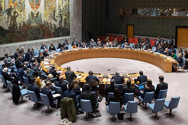 联合国安理会就北韩射弹召开闭门会议 欧洲六国发布声明谴责北韩