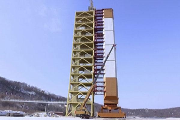 Nordkorea meldet sehr wichtigen Test an Satellitenstartgelände