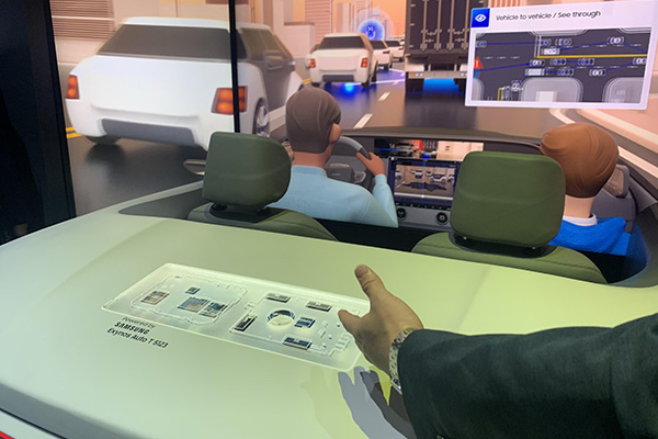 Sản phẩm mới của điện tử Samsung và ô tô Hyundai gây chú ý tại CES 2020