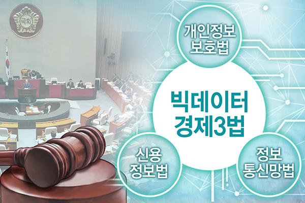 Quốc hội thông qua ba dự luật về dữ liệu