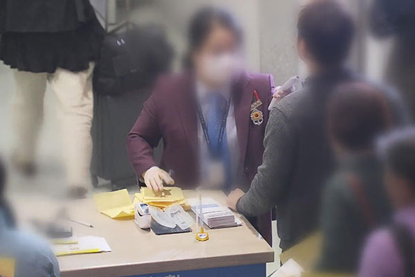 韩国严防新型冠状病毒肺炎