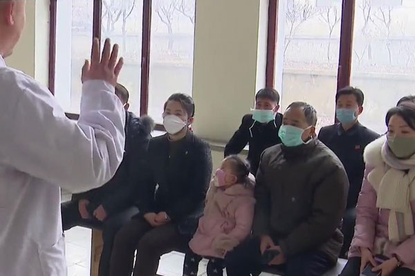 Korea Utara Upayakan Pencegahan Penyebaran Virus Corona Baru