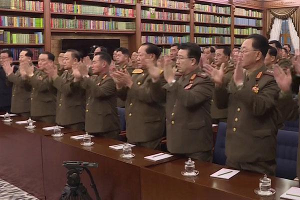 Korut Angkat Kim Jung-ho sebagai Menteri Keamanan Rakyat